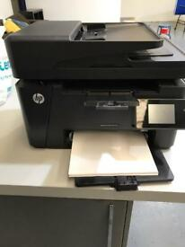 HP lazer printer, scanner and photocopier