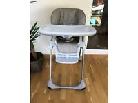 Chicco Polly High Chair (Used)