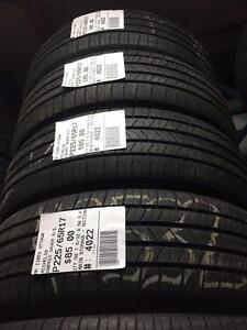 225/65/17 Michelin Energy Saver A/S (All Season)