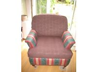 Duresta armchair - very comfortable chair