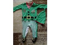 Boy's Christmas outfit 9-12m