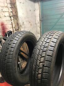 Winter tyres 175/65/15