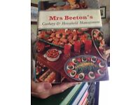 Mrs Beeton's Cooker and Household Management