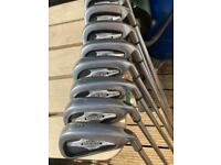 Callaway steelhead x14 golf irons