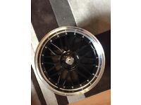 "BBS RS style brand new Alloy wheels 18"" VW Volkswagen Bora Corrado VR6 Polo Golf Beetle alloys wheel"
