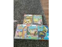 Spongebob Squarepants 6 DVD