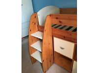 Stompa Ronda Kids Cabin Bed - Great Condition