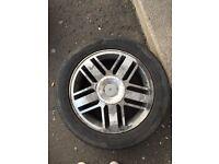 Ford Focus GHIA alloys 205/55/R16