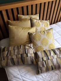 John Lewis cushion covers with cushions included