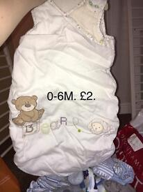 baby clothes two