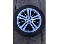 """20"""" Range Rover wheels and tyres"""
