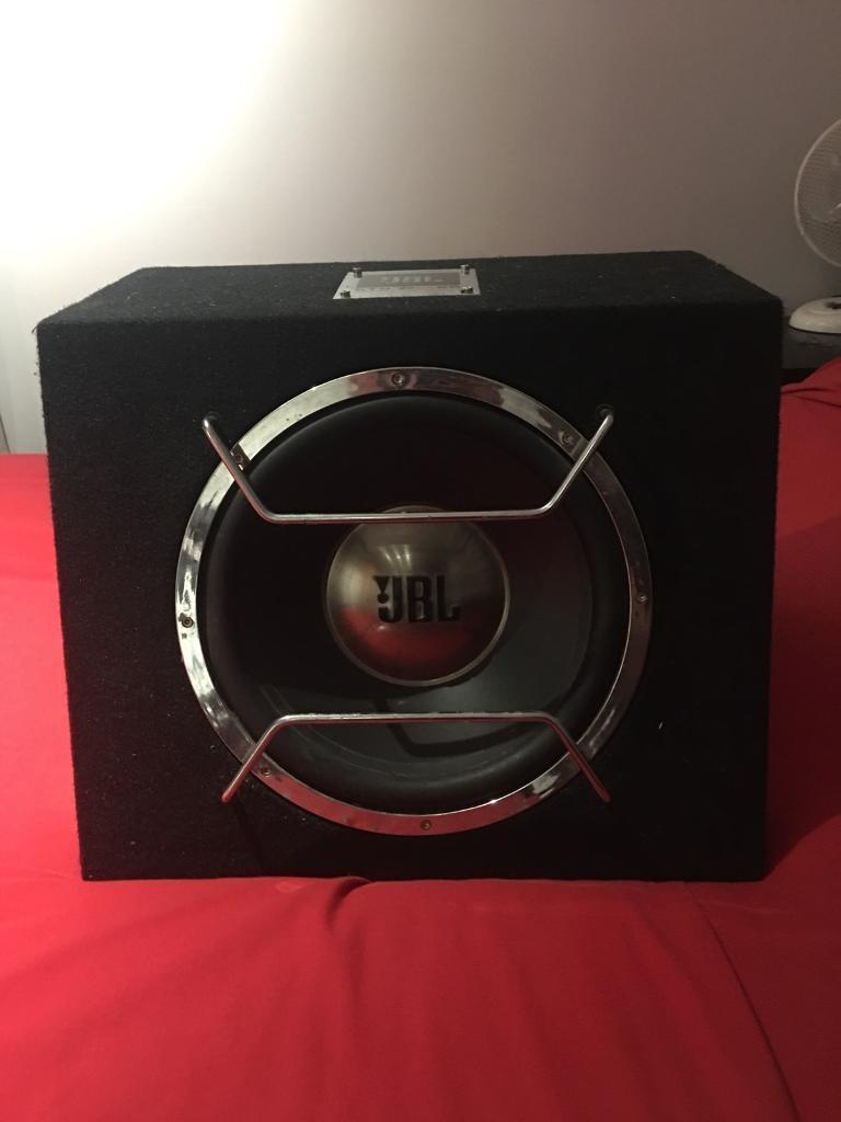 JBL GTO 1260BR Anniversary Edition Subwoofer