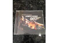 James Bond CD