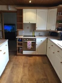 Old Kitchen units for sale