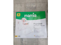 Mamia High Chair Aldi New and Sealed