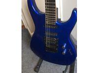 Electric guitar Lag custom