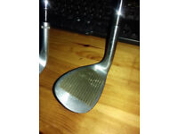 JOHN LETTERS 64 DEGREE LOB WEDGE