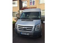 Ford Transit 59k Miles, 11 months MOT, Private Seller