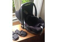 Mamas and Papas car seat adaptors
