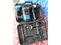 Ferrex rotary hammer drill FDB 1500 boxed