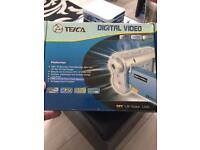 Teca digital video camera