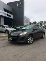 2011 Mazda MAZDA3 SPORT GX-- ONE OWNER- CLEAN CAR!