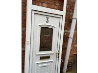 PVC front door FREE Collection only
