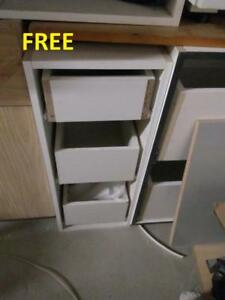(SOLD) Clearance, Factory brand new Kitchen Cabinets free