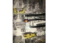 Batman / superman belt