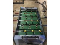 Kids fusbal football table