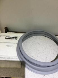 Hotpoint 7kg Ultima washing machine door seal new