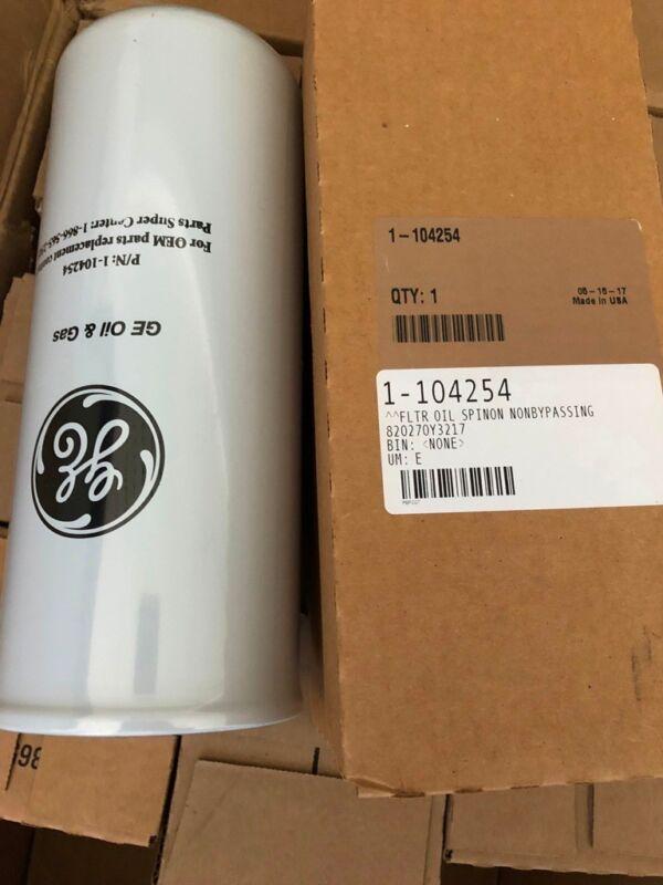 Lot of ten GE OEM Filter P/N 1-104254