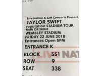 TAYLOR SWIFT TICKETS!