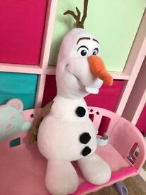 Build a bear Olaf