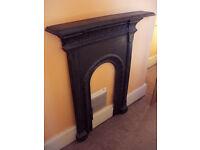 Victorian Fireplace fascia