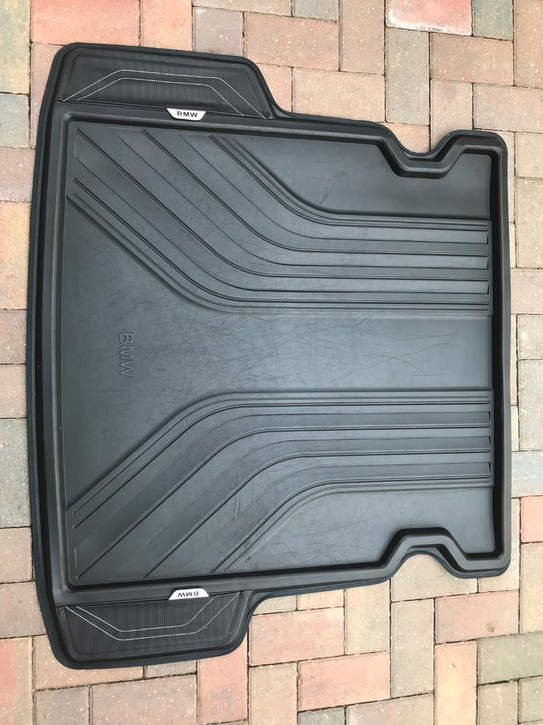 BMW 3 SERIES TOURING BOOT/LOAD LINER