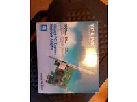 TP-Link TG-3468 Gigabit Ethernet PCIe Card