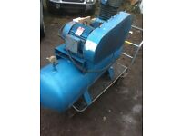 Electric Air Compressor 150l tank
