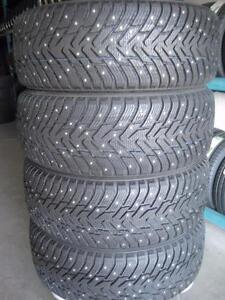 265/60R18, NOKIAN HAKKAPELIITTA 7 SUV, new studded winter tires