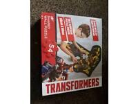 Transformer puzzle