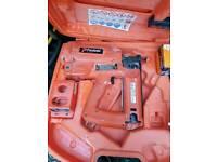 Paslode nail gun 2nd fix