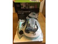 2 Steam Generator Iron sets for sale
