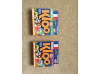 Kloo Learn Language Card Games - French