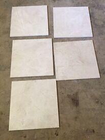 Crema marfil tiles 30cm x30cm x1cm depth