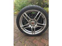 Alloy Wheels - looks amazing!