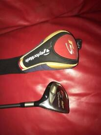 Taylor made r5 driver and matching r5 3 wood