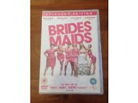 Bridesmaids DVD used in plastic