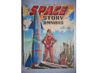 SPACE STORY OMNIBUS.