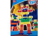 Mega blocks for immediate sale