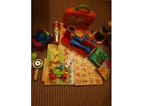 Assorted Toys for babies and toddlers
